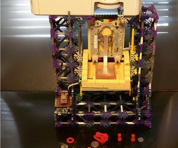 Chimera: $60 DLP High-Res 3D Printer