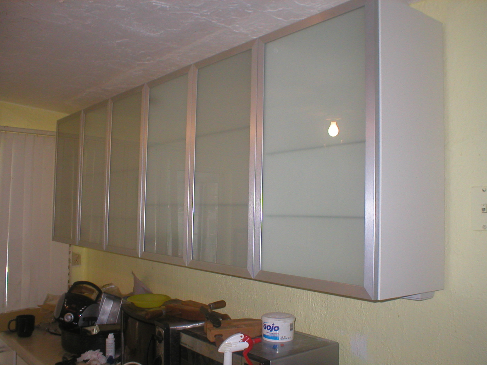 Installing Ikea Upper Kitchen Cabinets 5 Steps Instructables