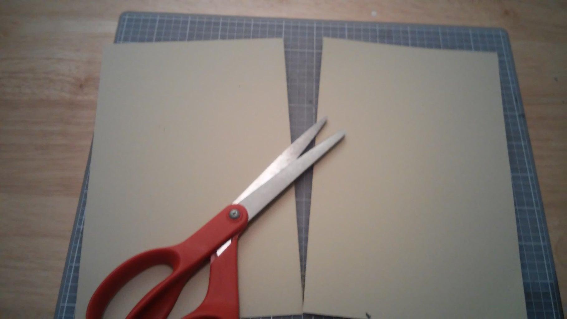 Cut the Cardstock