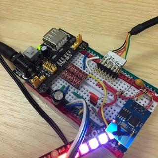 Arduino Tweetmas Tree * Updated With Code*