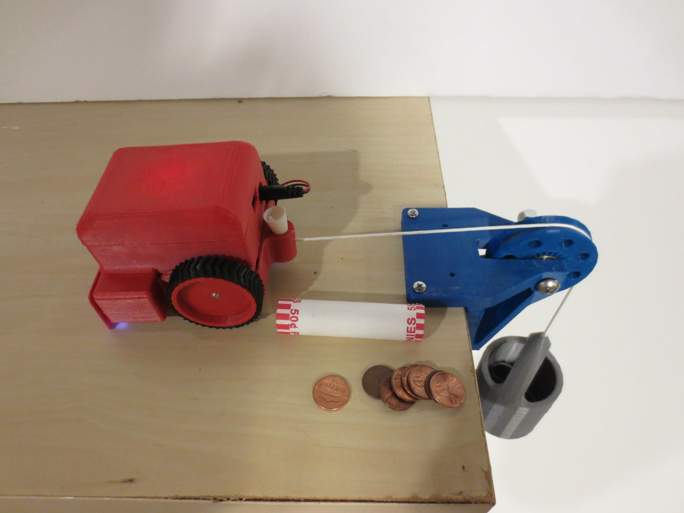 3D Modeling & 3D Printing Sumo Parts