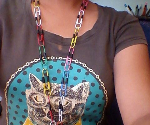 ID lace paper clips <3