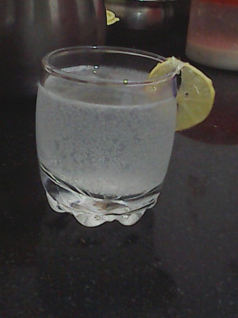 Your Lemon Soda Is Ready!!