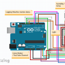 How to Logging Weather Station Data | Liono Maker