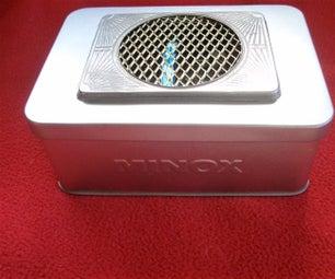 The MINOX NAS a bit of DIESELPUNK