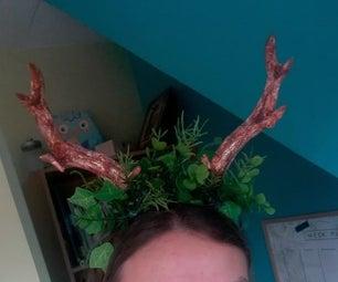 Cosplay Elf Antlers
