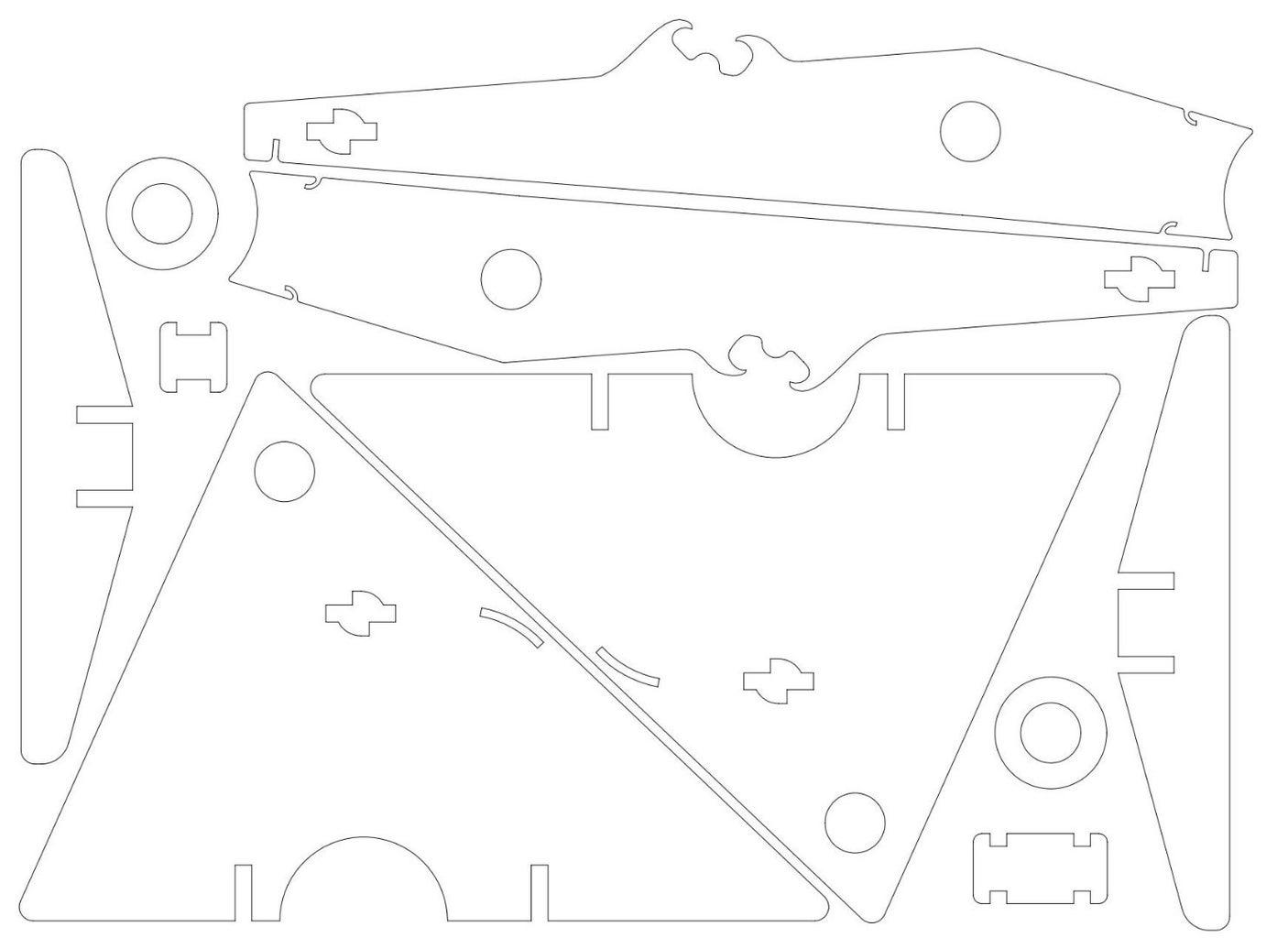 Designing the Crane