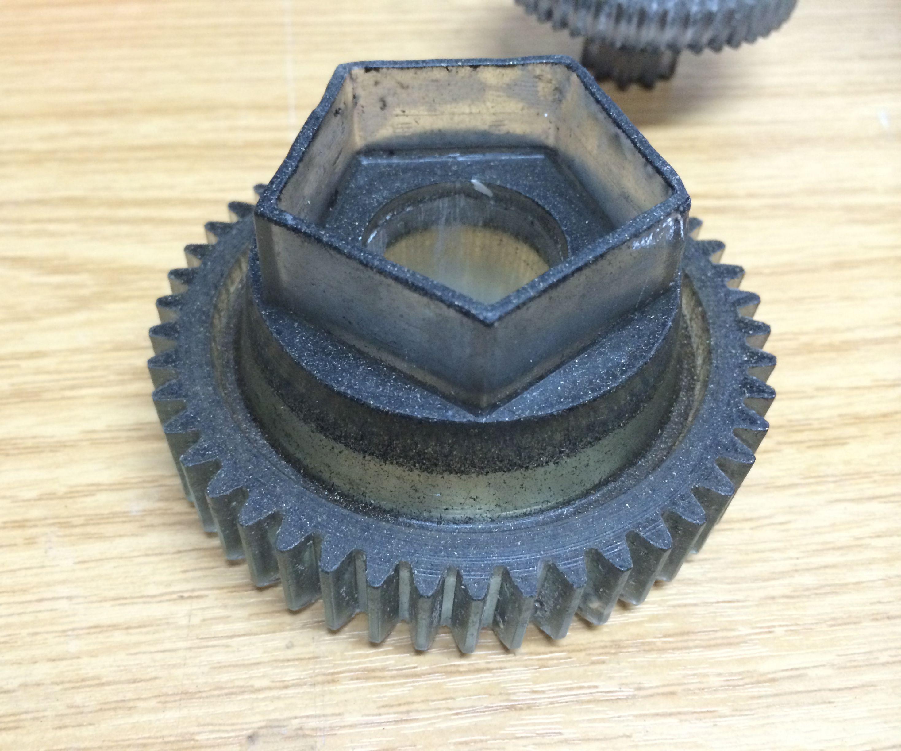 resin casting gears for power wheels