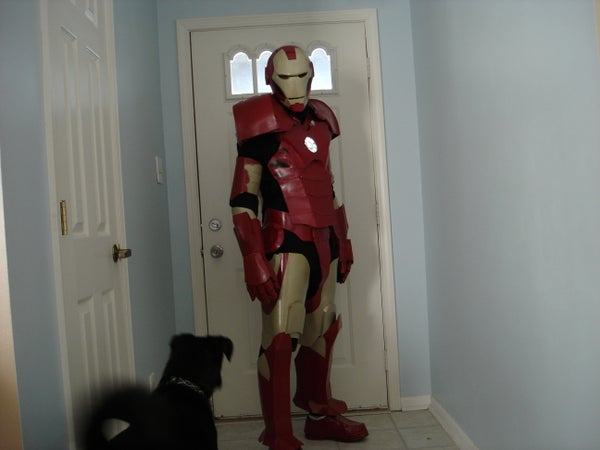 Iron Man DIY