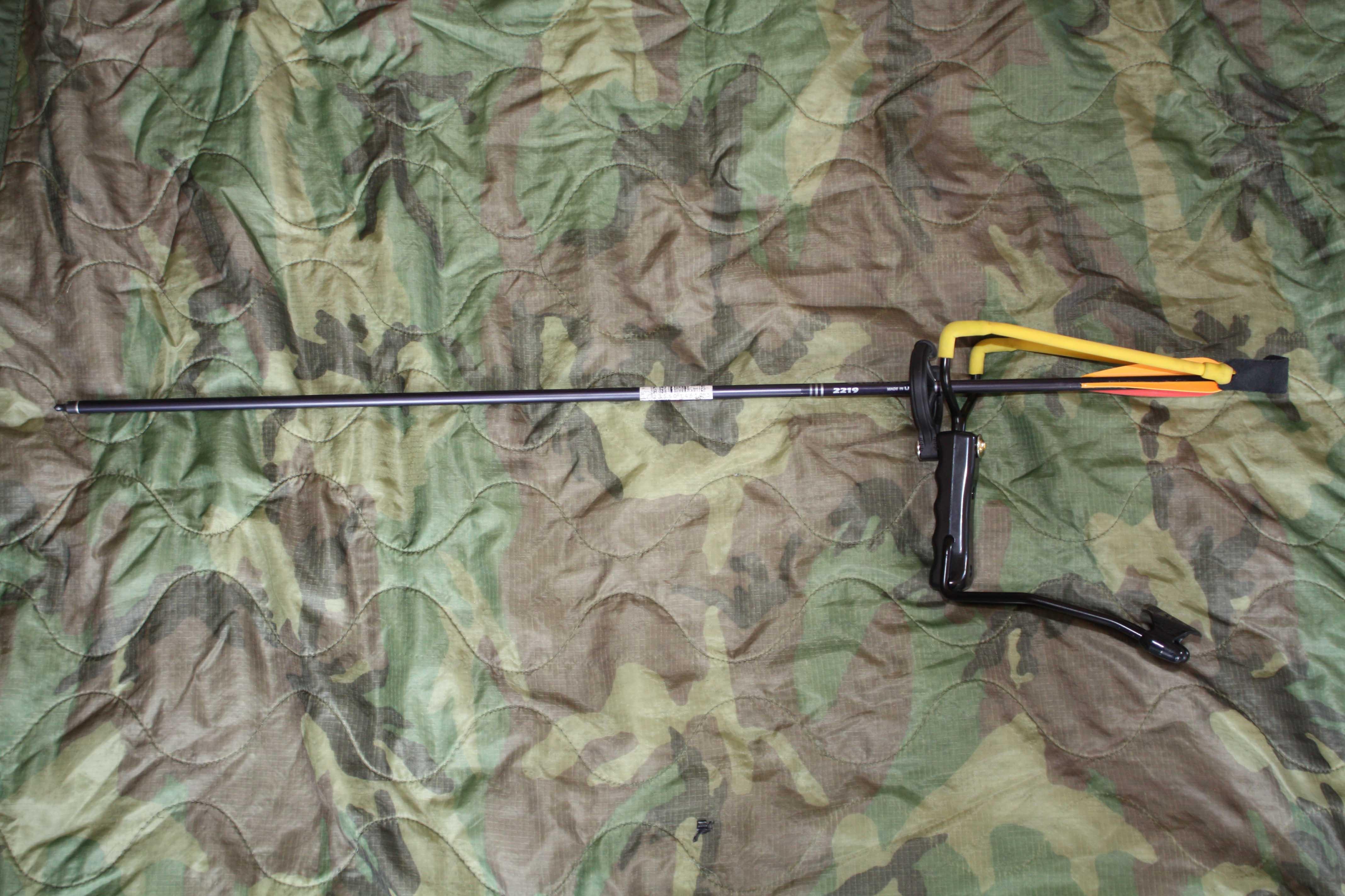Arrow Throwing Sling Shot