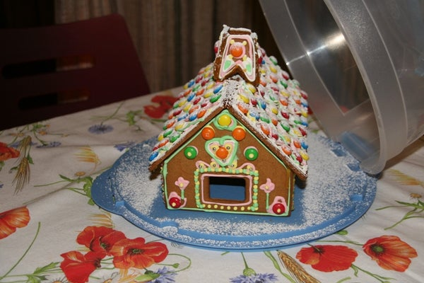 Gingerbread House From Italy