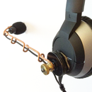 Universal Chat Mic -- DIY Gaming/Comm Headset