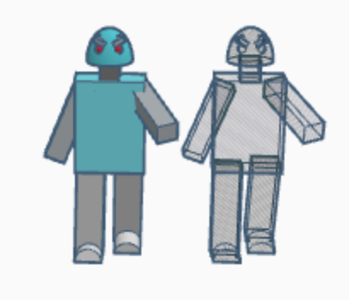 Part Three: Copy of the Robot