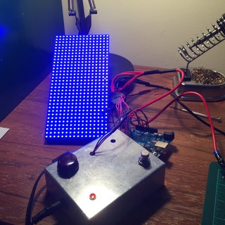 Arduino Audio Input