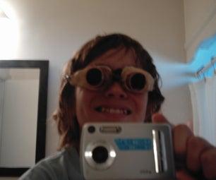 My New Steampunk Glasses