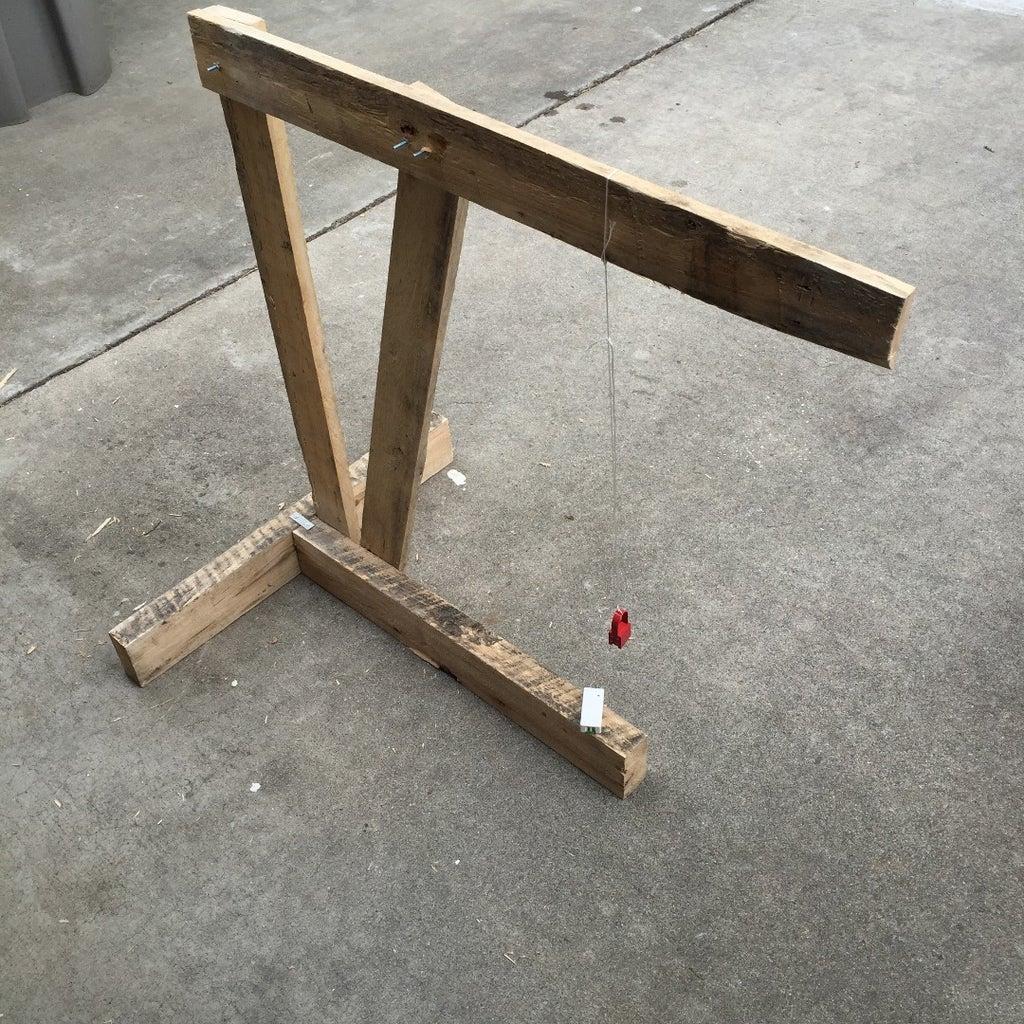 Making the Pendulum
