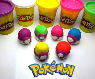 ►LEARN COLORS WITH POKEBALLS◄
