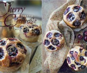 How to Make Italian-Style, Mini Ricotta Cheesecake Pies Using Tuna Cans