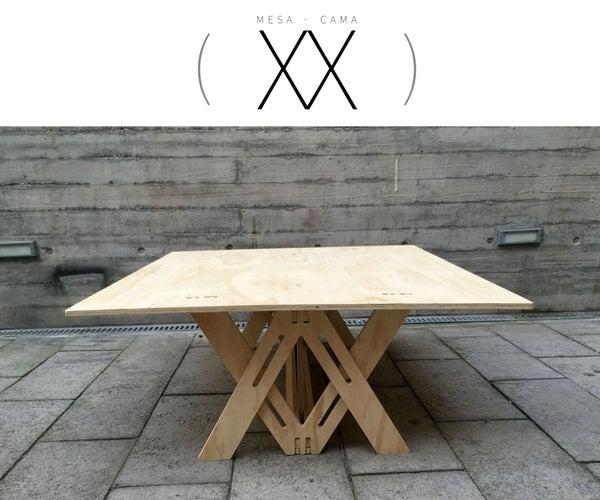 Mesa·Cama XX