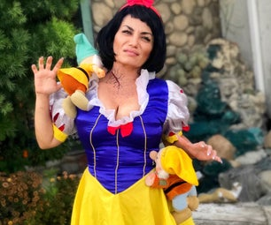 Snow White and the Undead Dwarves