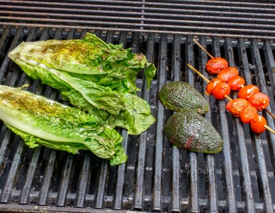 Continue Grilling