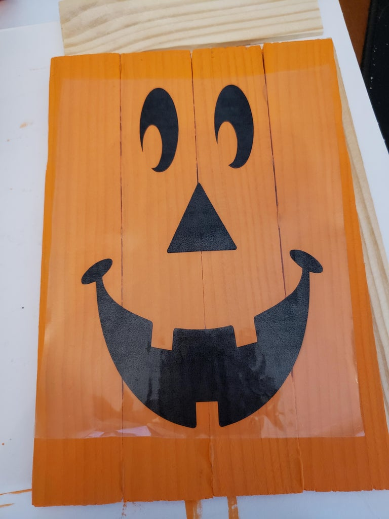 Give Your Pumpkin a Face