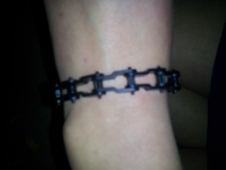 The Conveyer Belt Bracelet