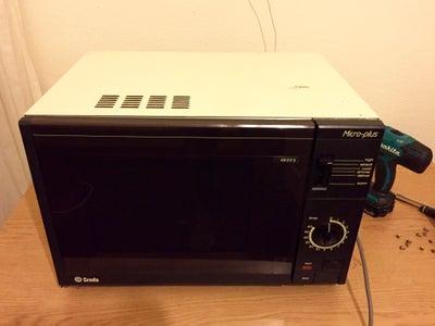 Salvage the Microwave