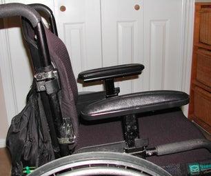 Wheelchair Armrest Socks