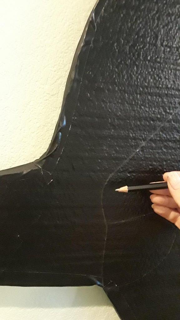 Step 5  Paint Details