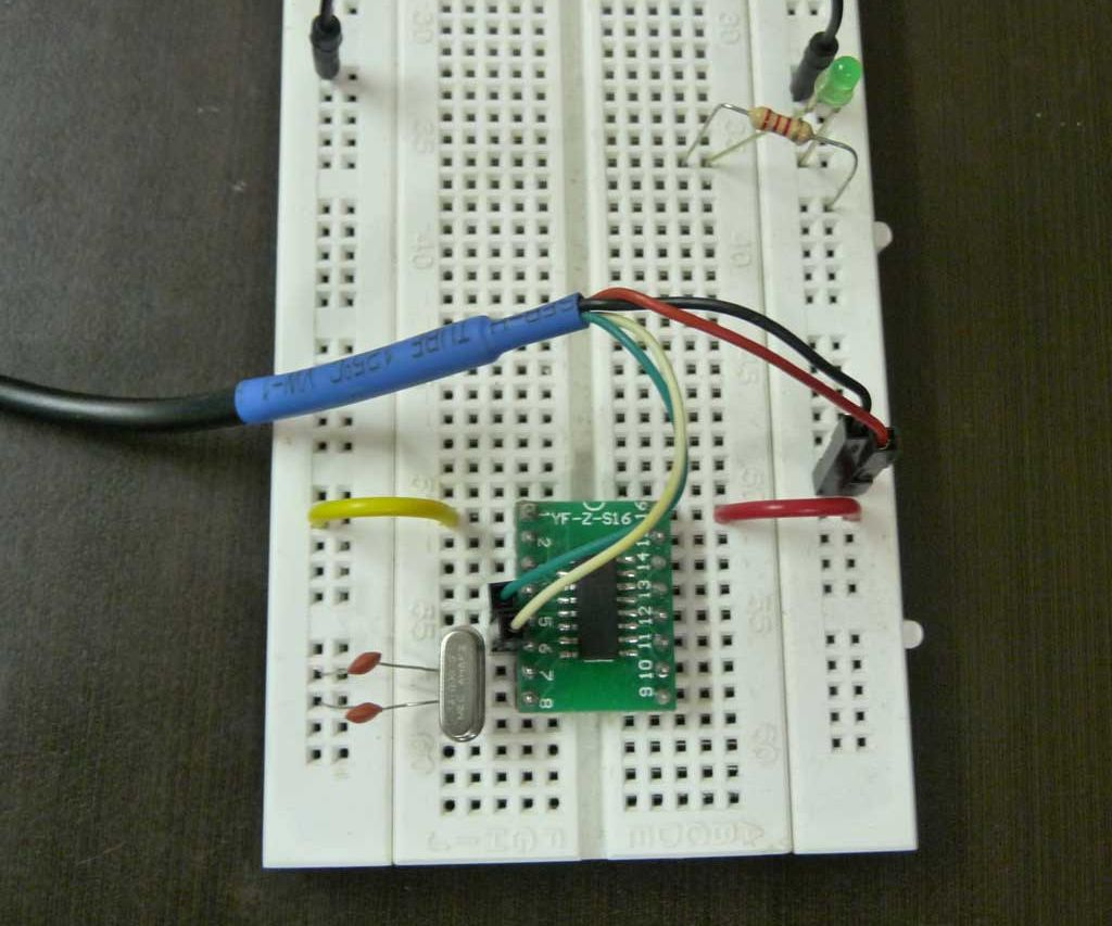 DIY USB to TTL Converter
