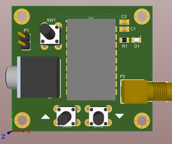 How to Build a Digital Coil-less (100KHz Step Size) FM Transmitter