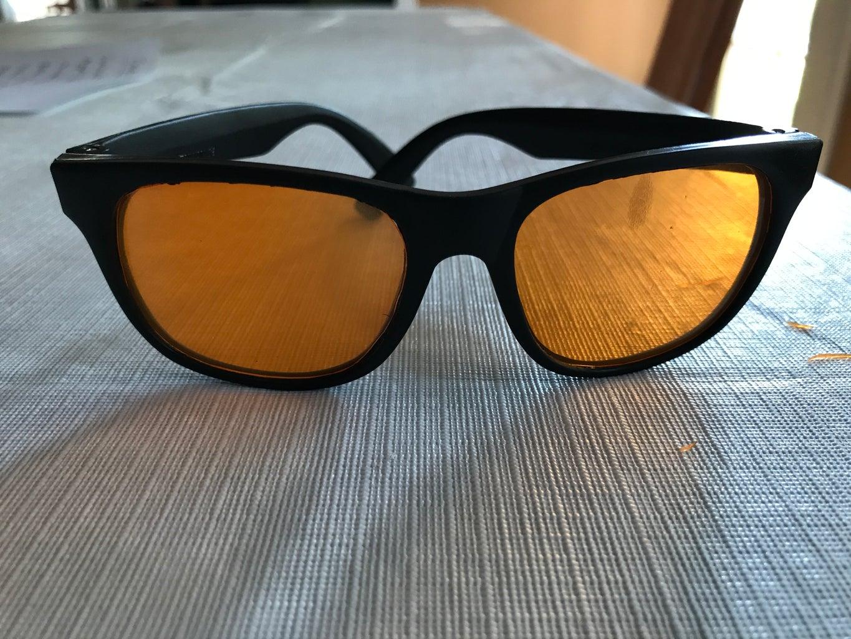 Pop New Plastic Lenses In
