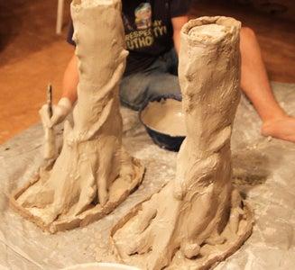Feet and Stilts