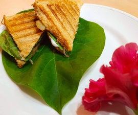 Hibiscus Immunity Booster Sandwich