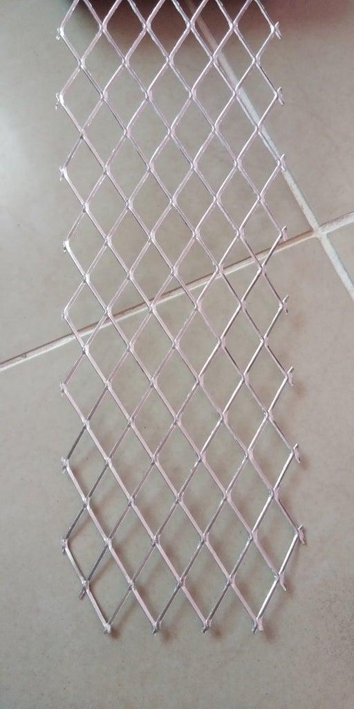 Chicken Wire + Rubber