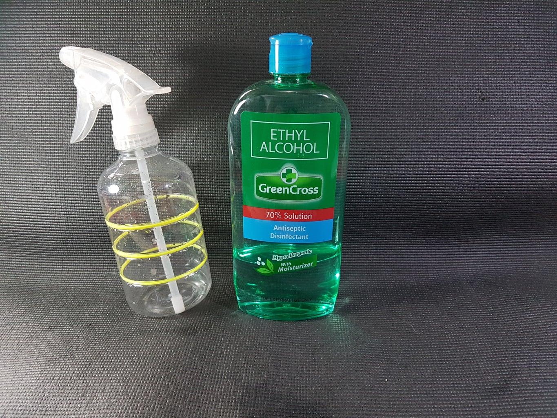 Formula 1: Disinfectant