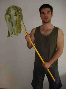 """HOW TO MAKE """"THE BEST MOP IN THE WORLD"""""""