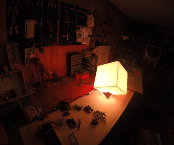 Lei: the IoT Wi-Fi Ambient Lamp