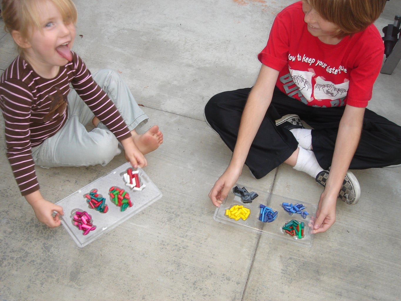 How-to Recycle Those Crayon Stubs Into a Swell Homemade Gift