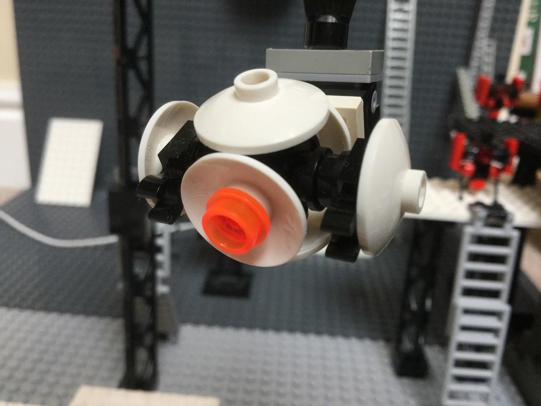 Lego Portal - Turret Core