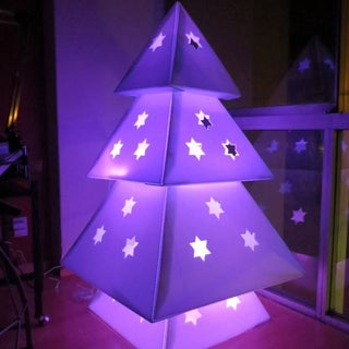Makedo Cardboard Christmas Tree: 2018 UPDATE
