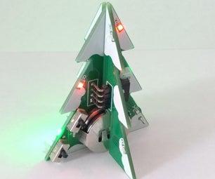 音乐LED圣诞树