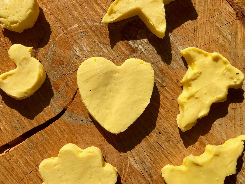 Homemade Butter- From Scratch!
