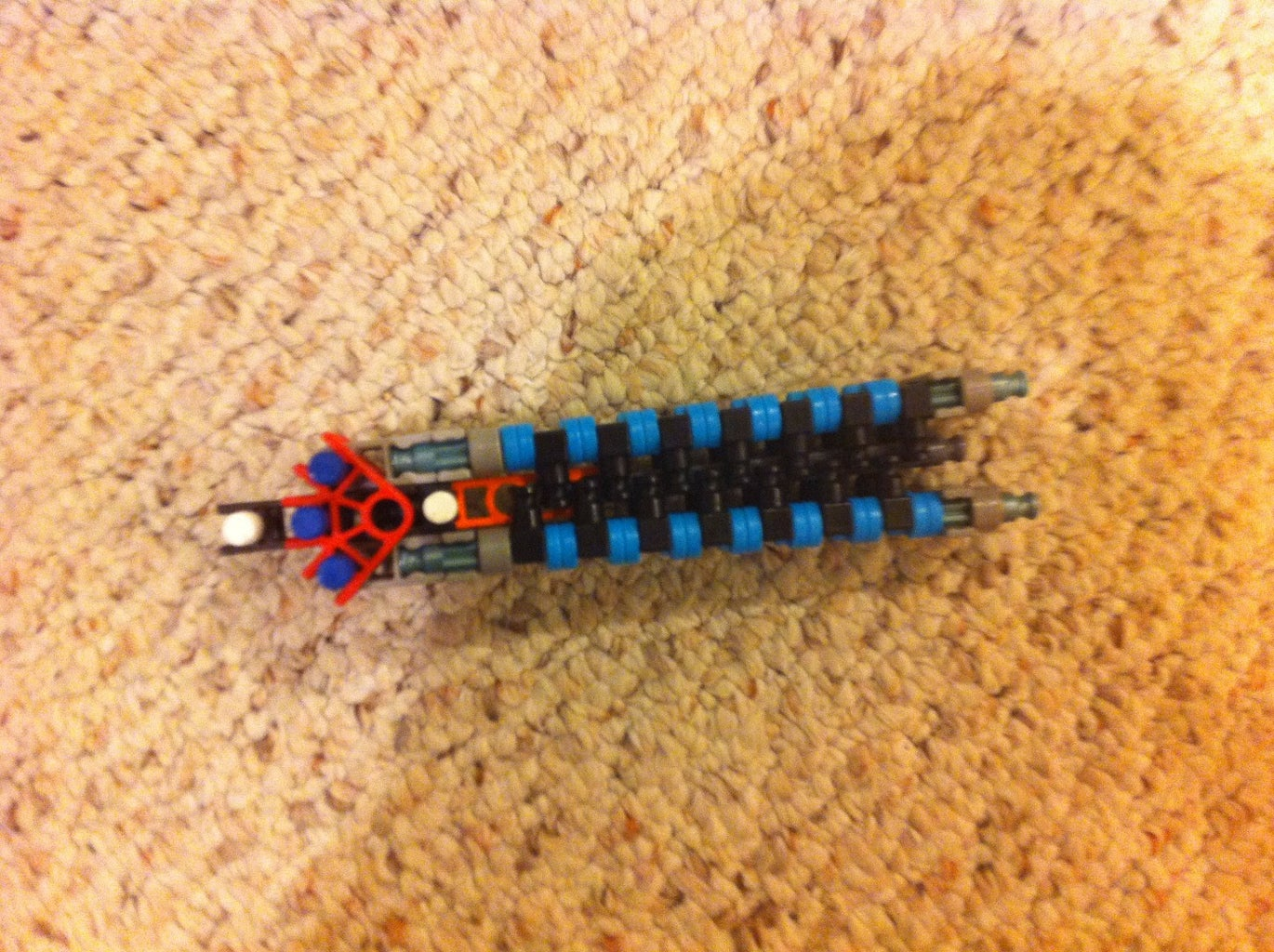 Knex: Tricking Butterfly Knife