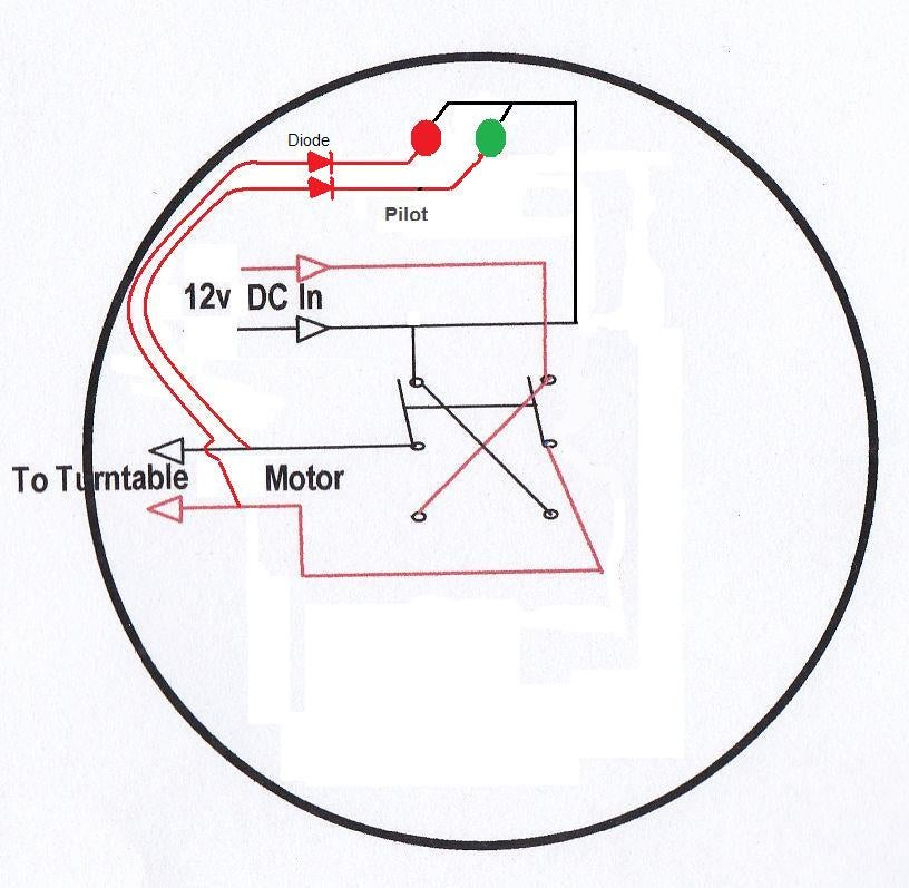 HOW TO: Wire a DPDT Rocker Switch for Reversing Polarity : 5 Steps -  Instructables | Speed Control Dpdt Toggle Switch Wiring Diagram |  | Instructables