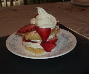 Strawberry Shortcake... Biscuit