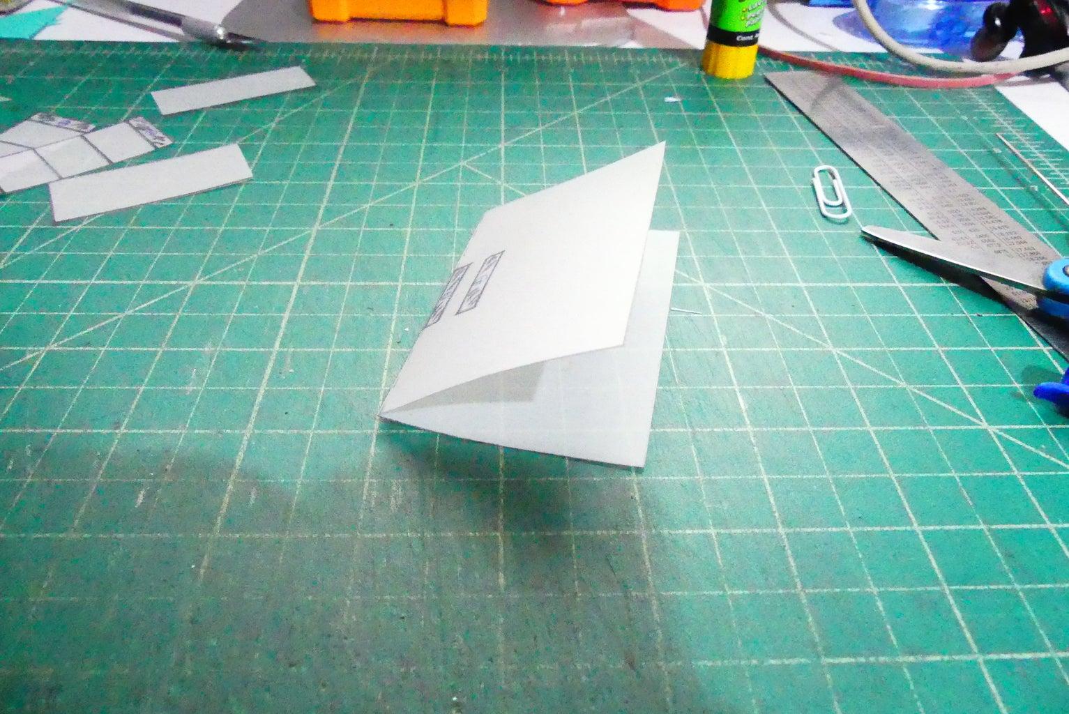 Folding Pieces