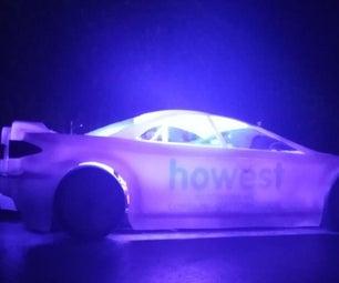RC Car Tracking