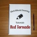 Red Tornado Logo